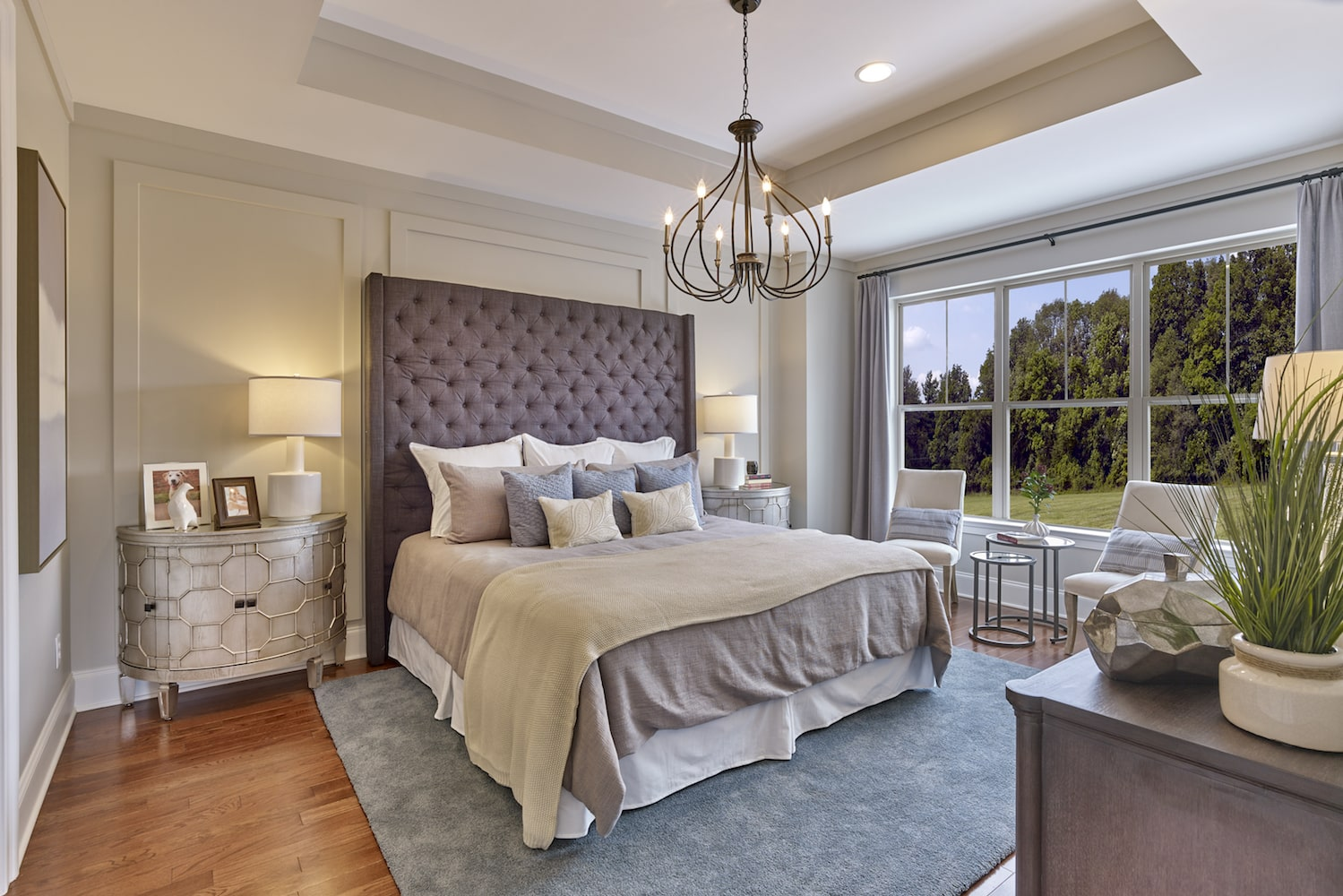 Master Bedroom in Stonehouse