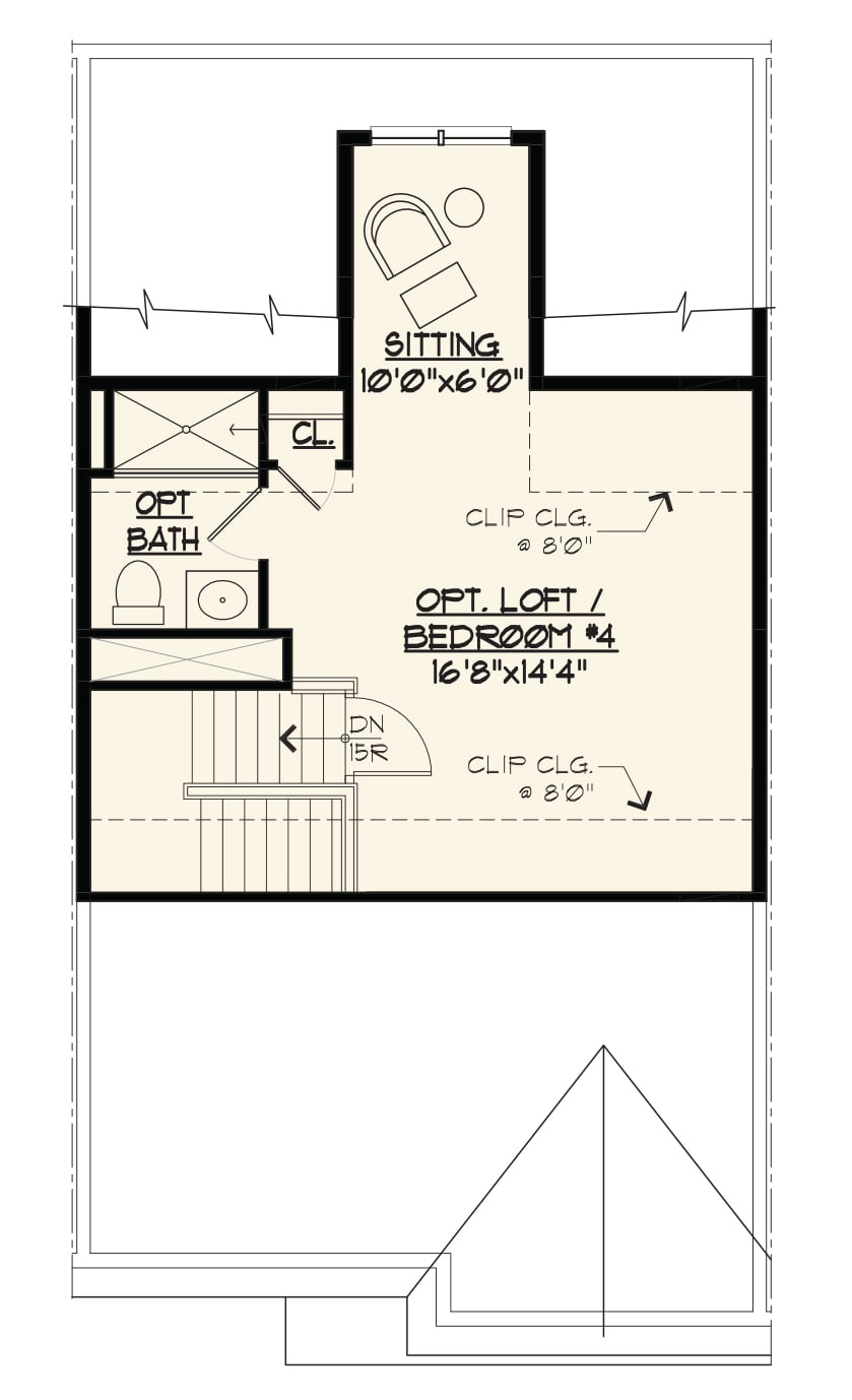 Jamestown 2 Optional Loft Bentley Homes Pemberton