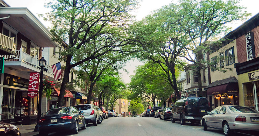 Kennett Square Main Street
