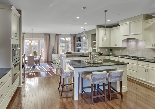 Image of a kitchen in a Home At Walnut Walk