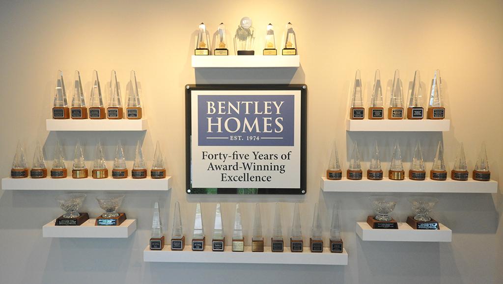 Bentley Homes Awards