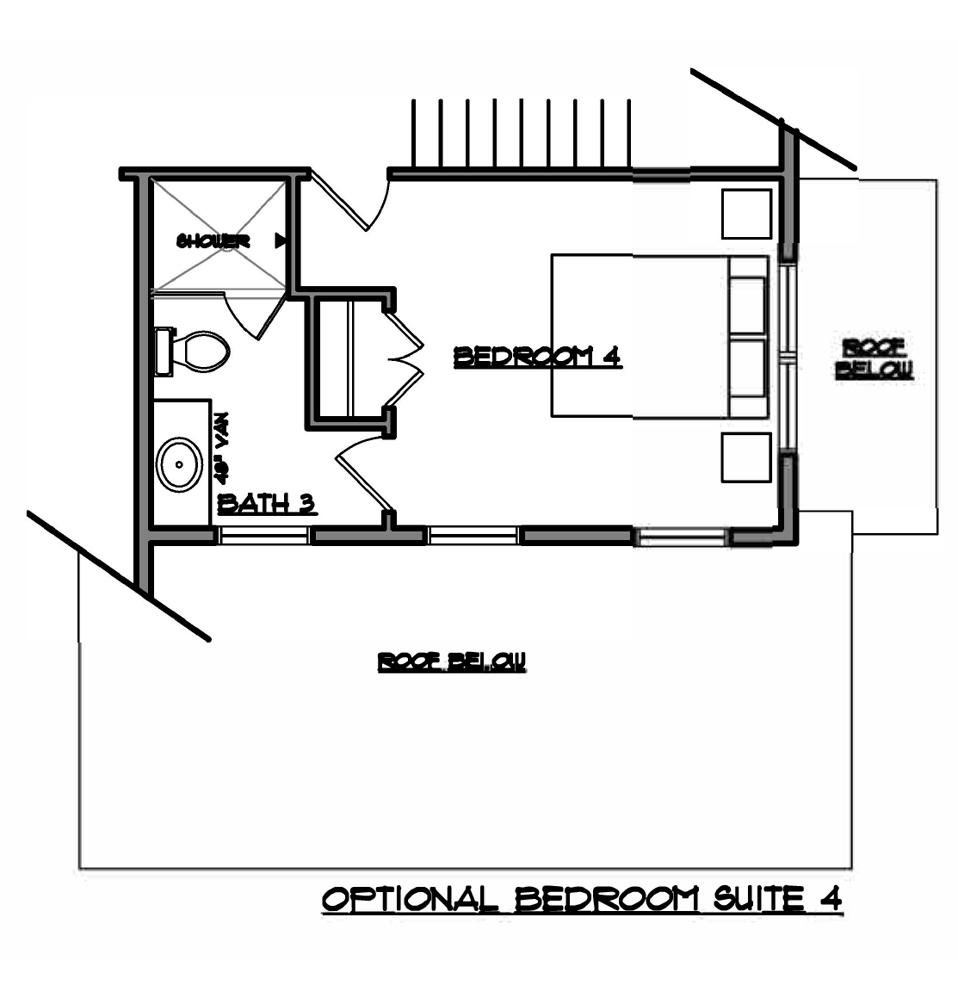 Atlee-NEW-Optional-Bedroom floor plan